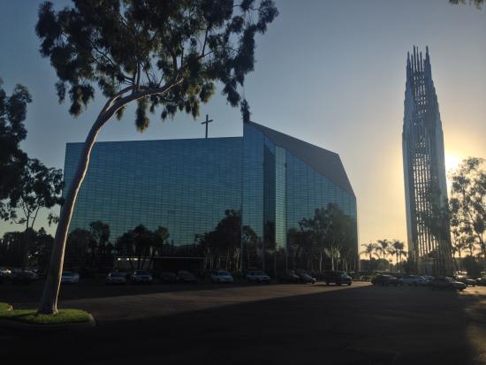 Best Western Plus Pavilions: Cattedrale di cristallo