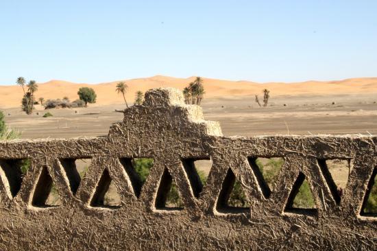Dar Marhaba: View from terrace