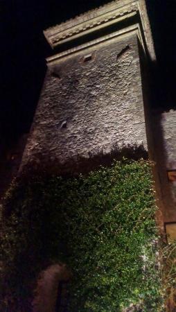 Torre Sangiovanni Albergo e Ristorante : al nostro arrivo.