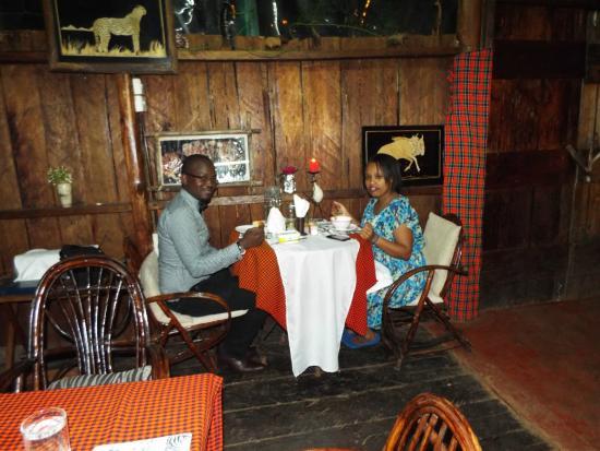 Aberdare Cottages Dream: Dinner