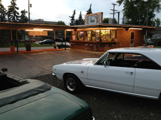 Car Hop Locations: Picture Of The Corner Carhop