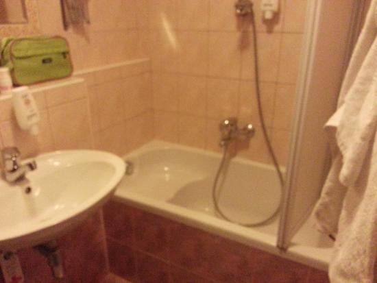 Hotel Ribno: bagno