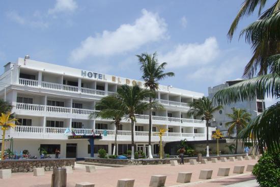 Hotel El Dorado: vista exterior del hotel