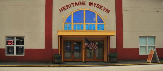Ilwaco, WA: the Columbia Pacific Heritage Museum