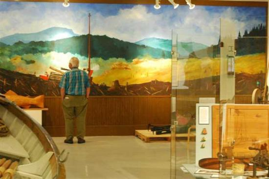 Columbia Pacific Heritage Museum: Resource Gallery