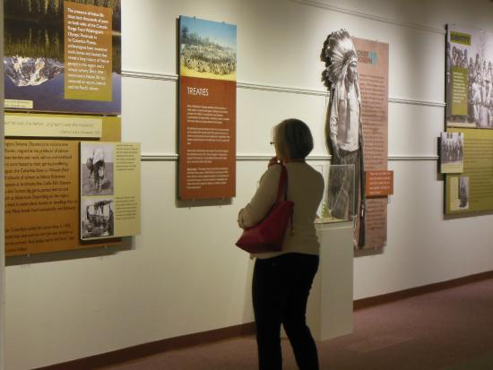 Columbia Pacific Heritage Museum: 'We're Still Here' traveling exhibition hosted by the Museum in 2014
