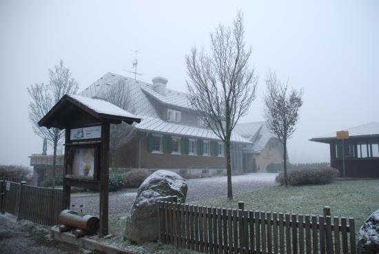 Berggasthof & Hotel Brend: ingresso