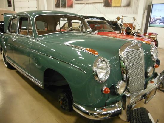 RM Classic Car Exhibit: Mercedes