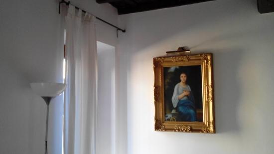 Borgo Pio 91: Salotto