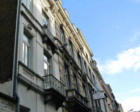 Hotel du Congres : facciata