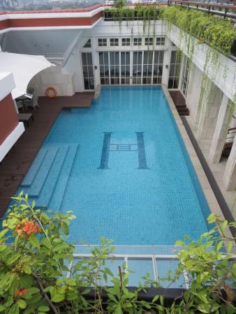 ذا هيرميتاج: Pool