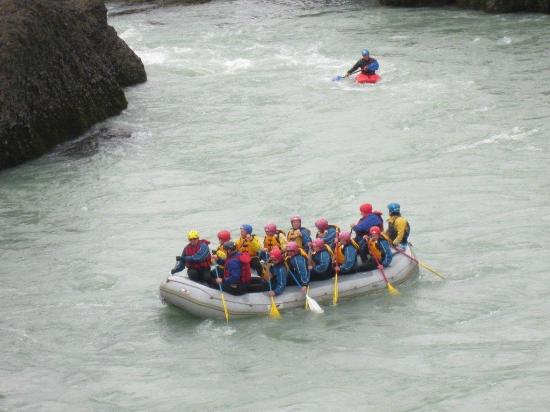 ‪White River Rafting‬