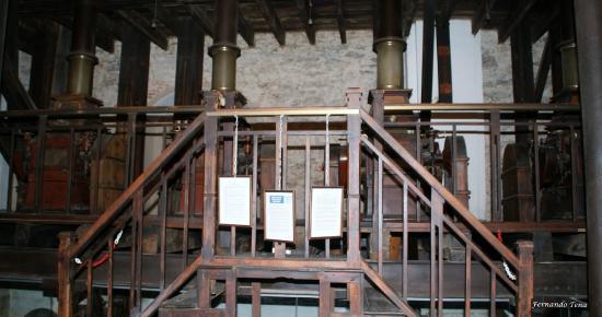 Hospederia Conventual de Alcantara: Harinera
