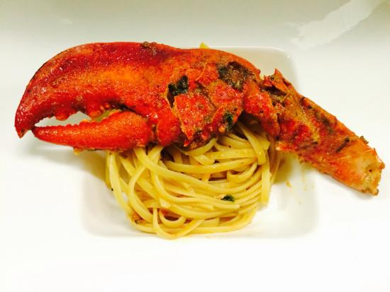 Bite of Italy: Cheletta D'Astice