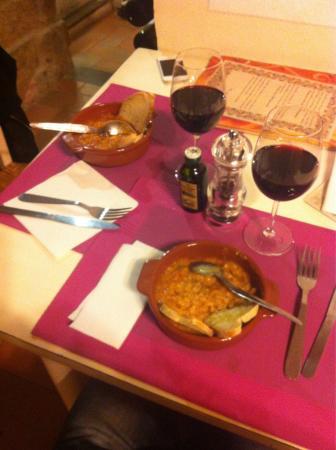 Divino in Veritas: Zuppe locali