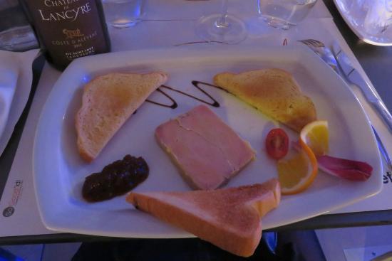 L'Odevie : foie gras