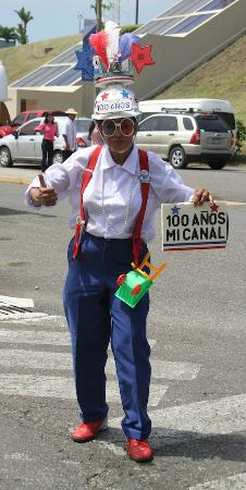 EcoCircuitos Panama - Day Tours: 100 years of the Canal - 2014