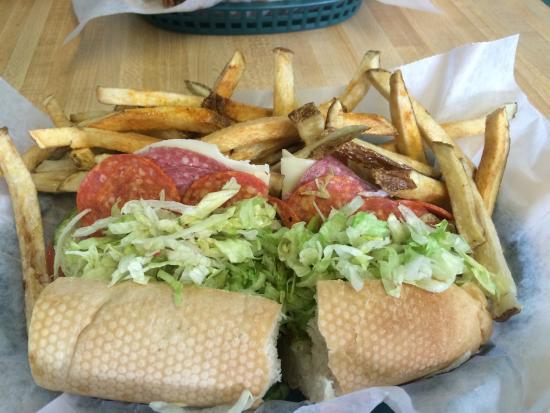 Fat Sam S Sub Station Birmingham Restaurant Reviews