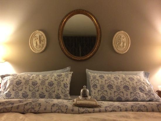 Villa Marco Polo  Inn: Our room