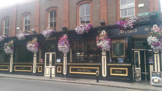 Arthurs Pub