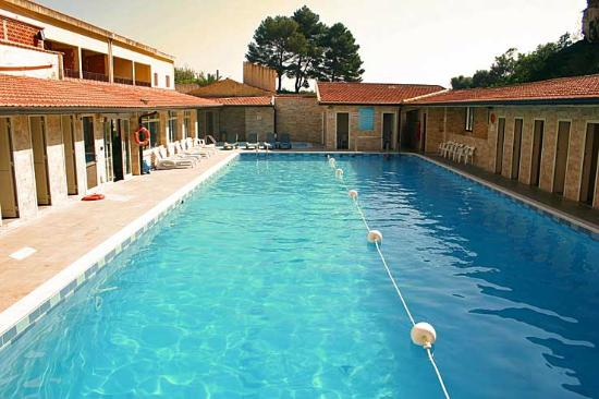 piscina calda - Foto di Terme Segestane, Castellammare del ...