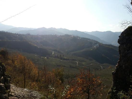 Giresun, ตุรกี: Bedrama kalesi