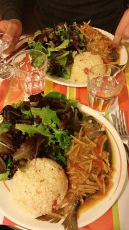 Claudia Cuisine des Iles