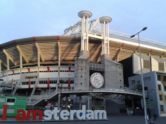 Photo Tours of Amsterdam : Ajax Stadium