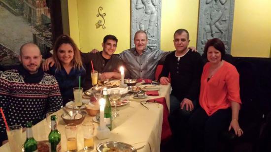 Maharadscha 2 : Familien Essen