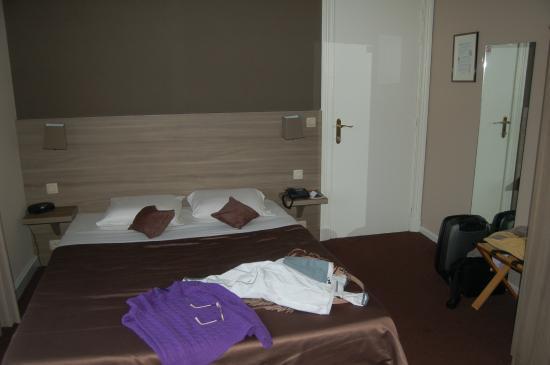 Maraboe Hotel: Habitación