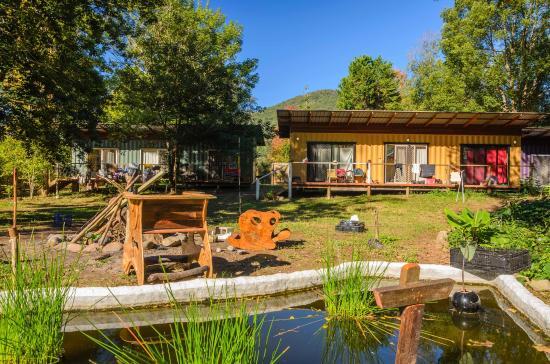 Outdoorküche Garten Yoga : Krishna village eco yoga community: bewertungen fotos