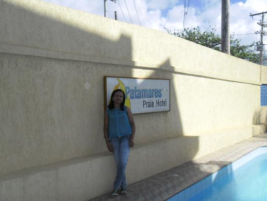 Patamares Praia Hotel : piscina tudo de bom