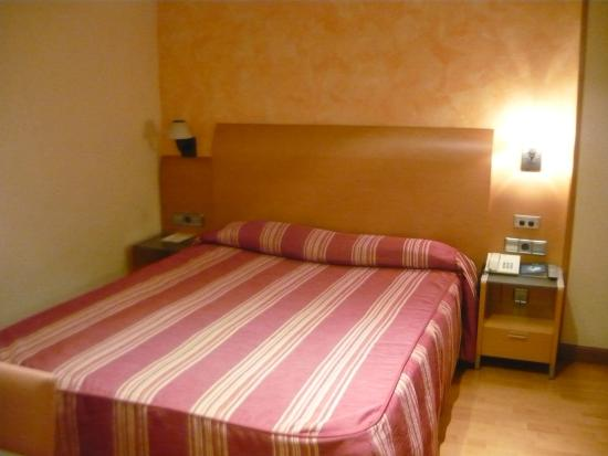 Hotel El Churra: nuestra habitacion