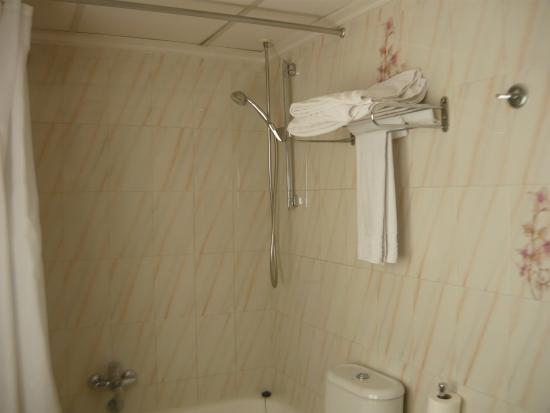 Hotel El Churra: muy bien limpia