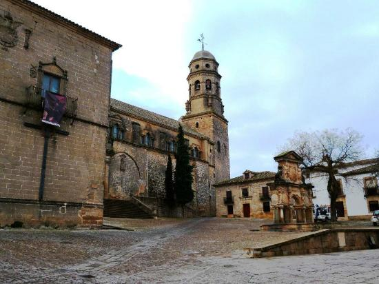 Cathedral de Baeza