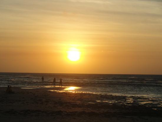 Jericoacoara Beach: Por do }Sol em Jeri
