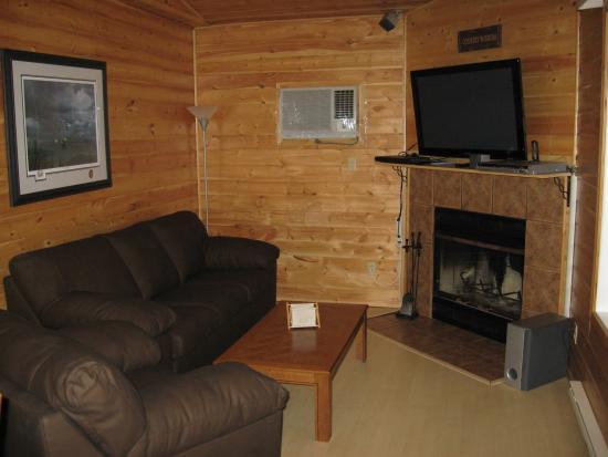 Belair, Canadá: 2 Bedroom Livingroom