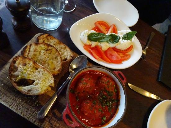 400 Gradi: Meatballs you'll never forget