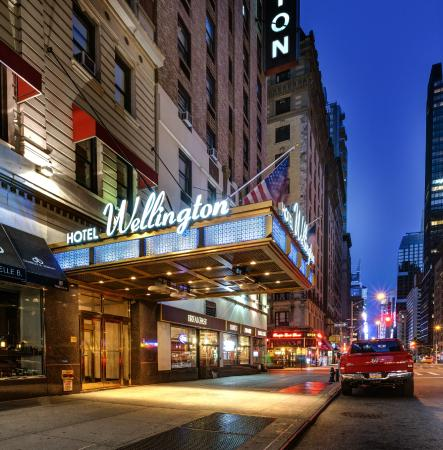 Wellington Hotel New York City Reviews