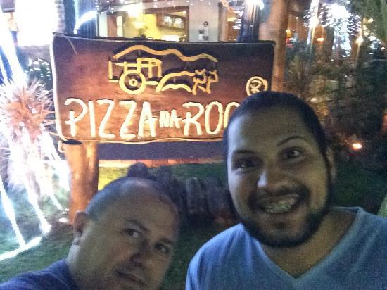 Pizza na Roca: Me and My Son, Gerhard