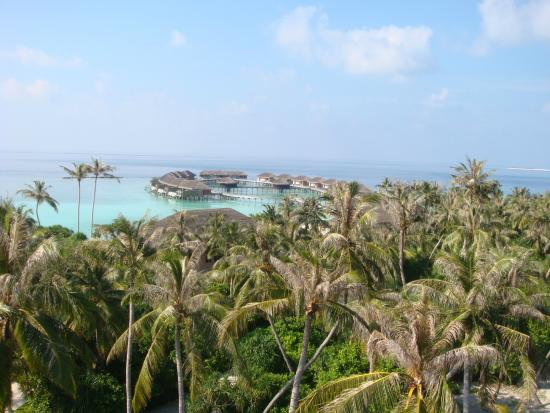 Velaa Private Island: View from Tavaru