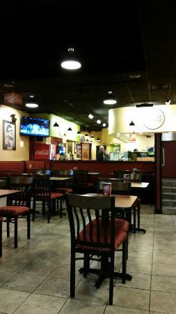Moe's Southwest Grill - Columbus