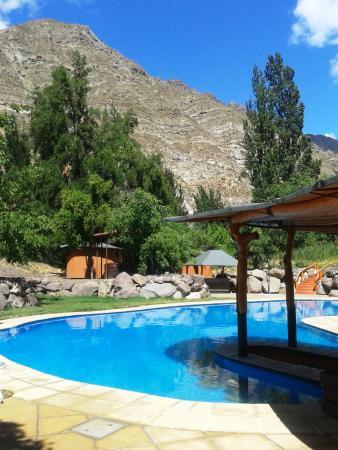 Cascada de las Animas: Sector piscina