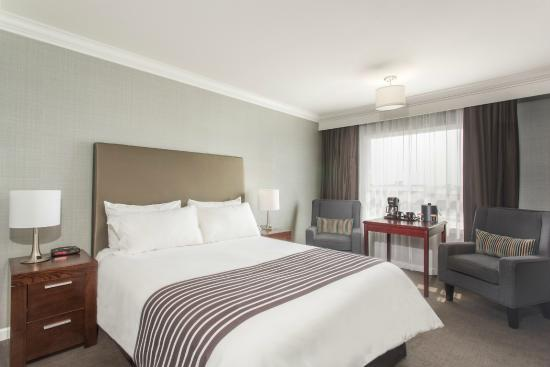 Sandman Hotel Red Deer: Standard Room