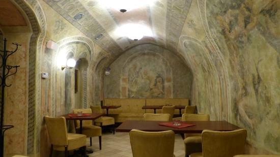 Hotel Krcinuv Dum: Ресторан