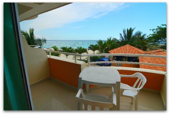 Caribe Paraiso Juan Dolio : Sea view