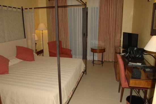 Intur Alcazar de San Juan Hotel: Habitación doble.