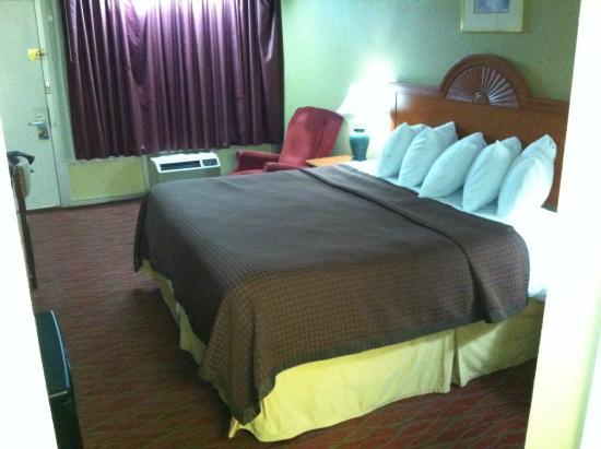Days Inn Staunton/ Mint Springs: Comfortable Rooms