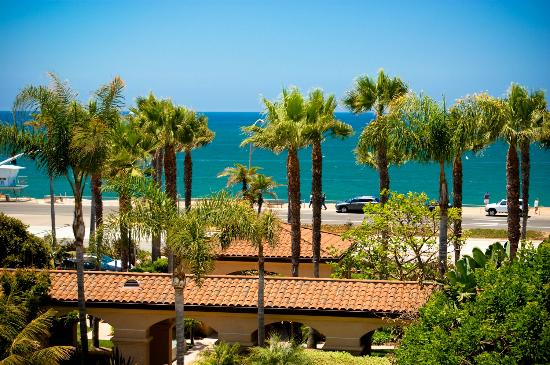 Delightful Hilton Garden Inn Carlsbad Beach: View From The Room Amazing Pictures