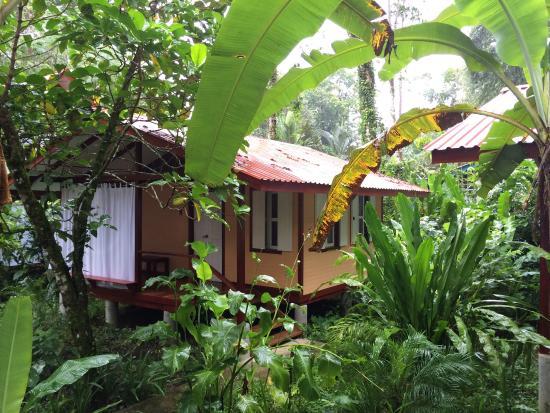 Namuwoki Lodge: Unser FlexiVOUCHER Zimmer! 1a!!! Super!!!